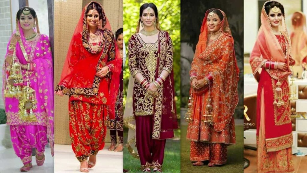7 Indian Wedding Dresses to Wear, Bridal Suit