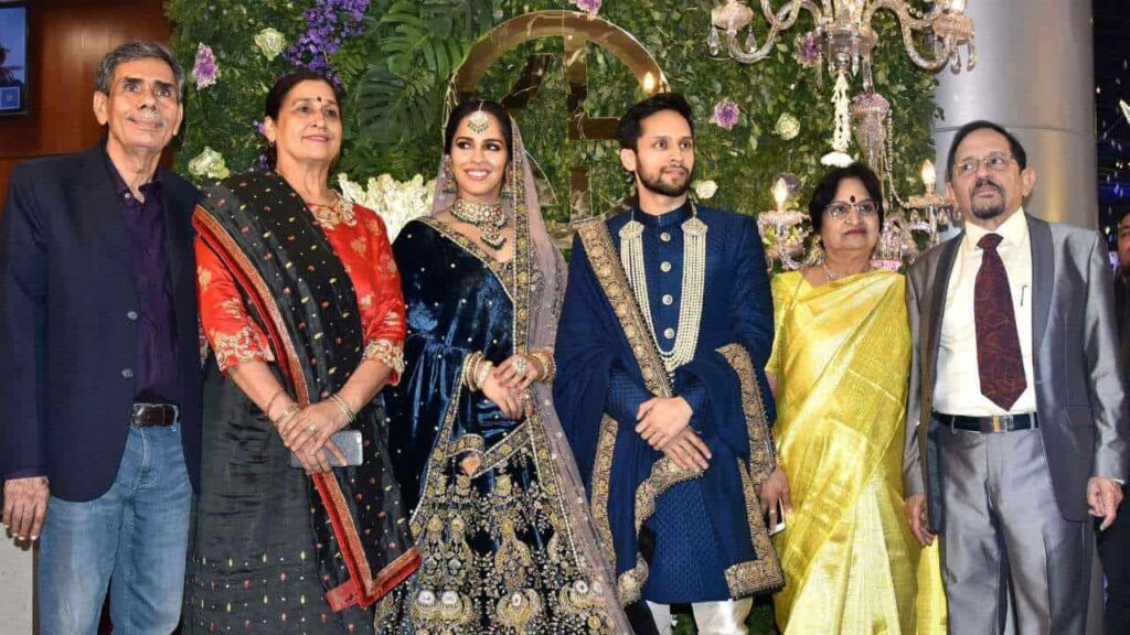 7 Indian Wedding Dresses to Wear, Reception