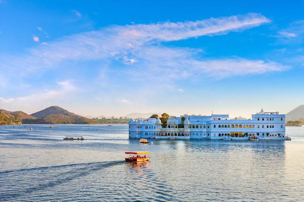 City of Lakes in Rajasthan