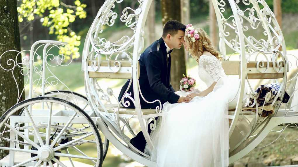 fairytale in marriage