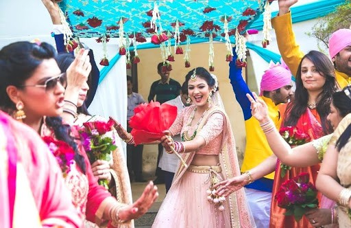 Bridal Entry Ideas You Have Ever Seen
