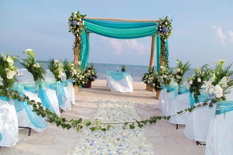 Beach Theme For Wedding