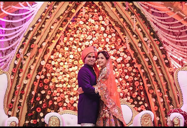 Bollywood Theme For Wedding
