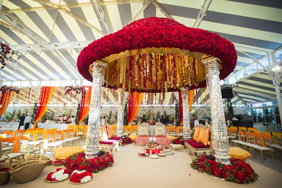 Flower Decor Ideas for Wedding