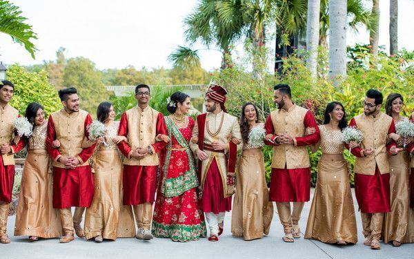 7 Indian Wedding Dresses to Wear