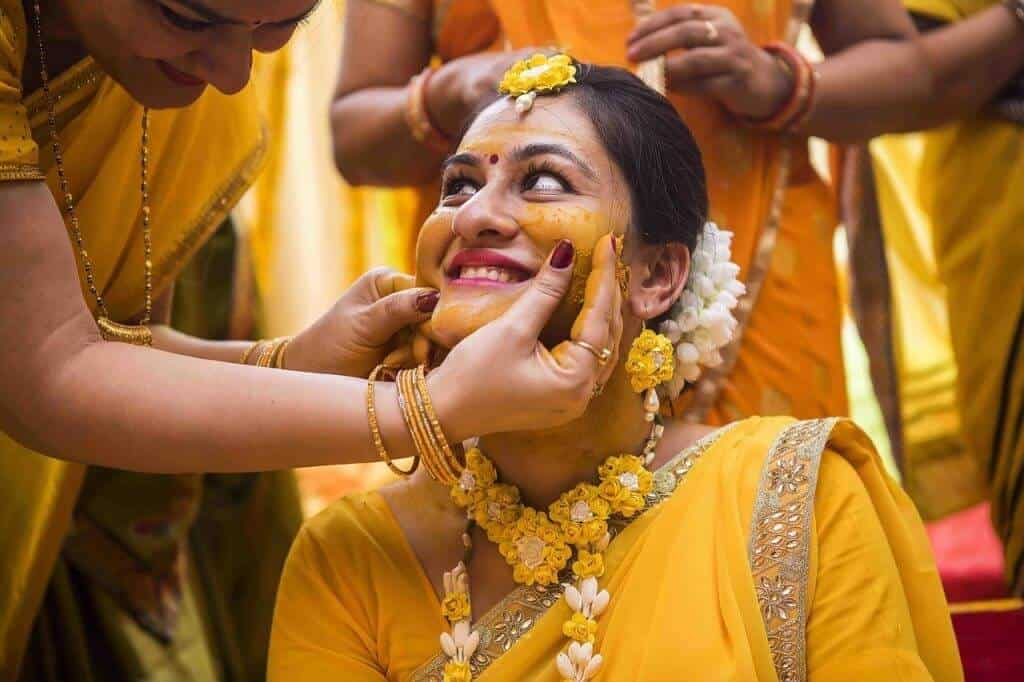 7 Indian Wedding Dresses to Wear, Haldi