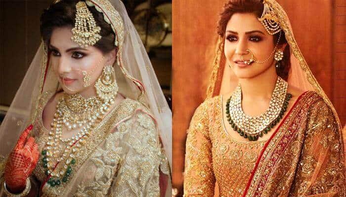 7 Indian Wedding Dresses to Wear, Muslim brides