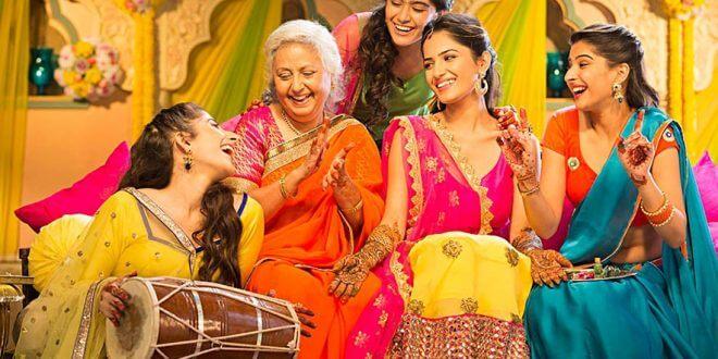 7 Indian Wedding Dresses to Wear, Sangeet