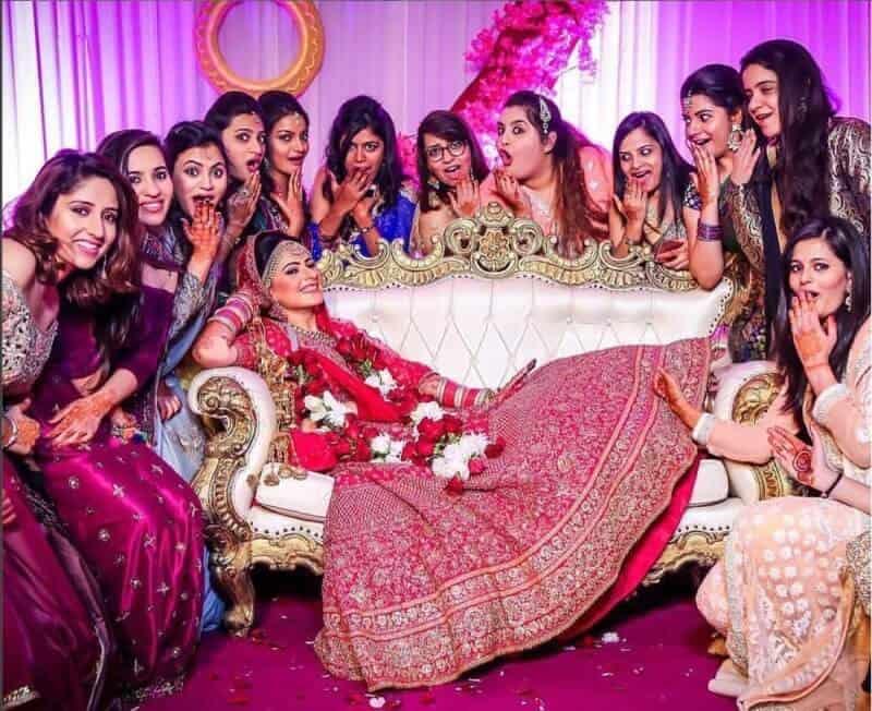 7 Indian Wedding Dresses to Wear, Wedding day