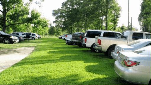 parking in wedding
