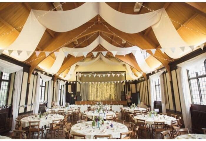 How to save money on wedding venues?
